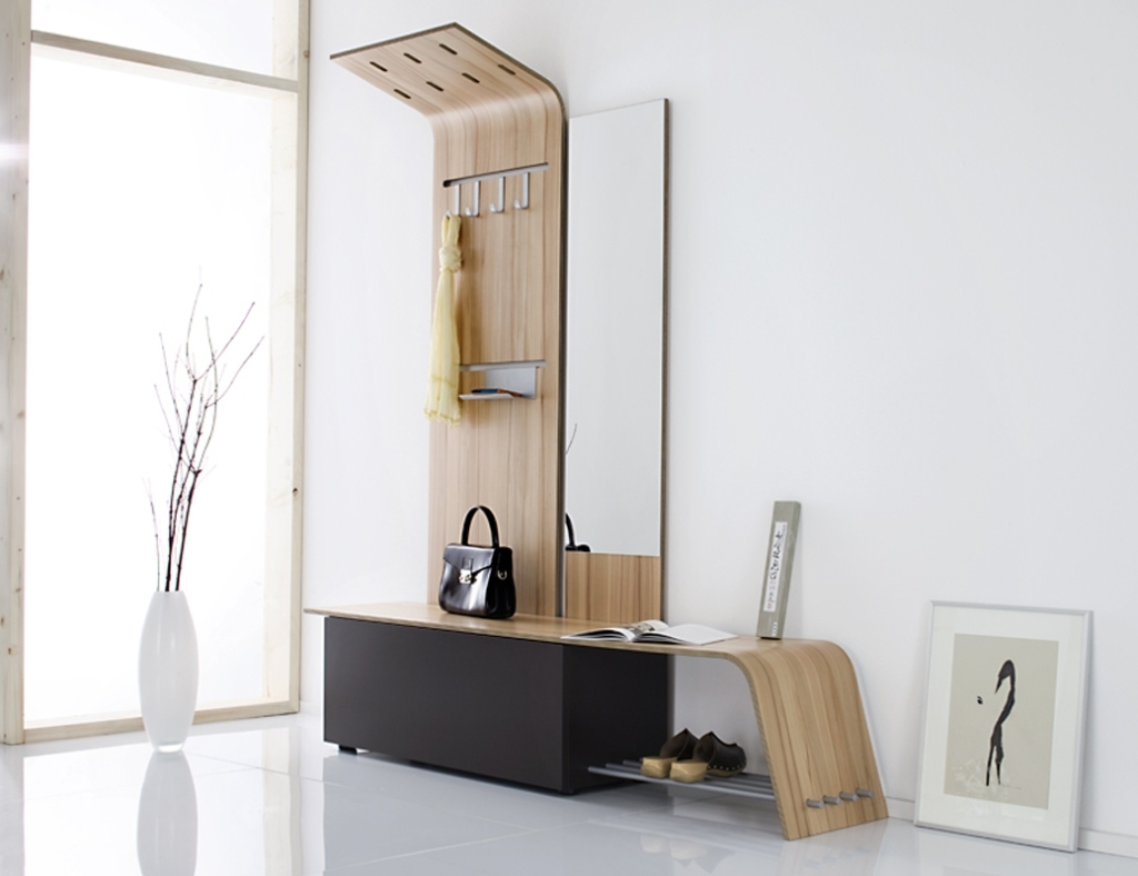 Small Modern Entryway Bench 1024x788 Reel Homes