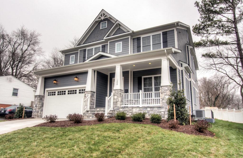 Reel Homes Northern Virginia Custom