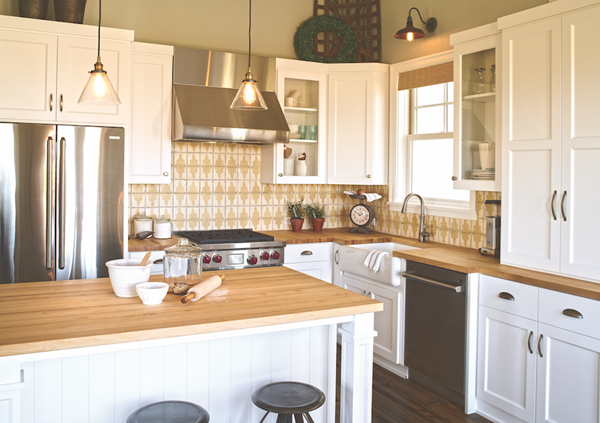 Kitchen + Bath Trends 2018: Elegance, Individuality, And Personality!