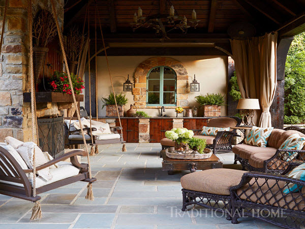 Show Stopping Outdoor Kitchens - Reel Homes